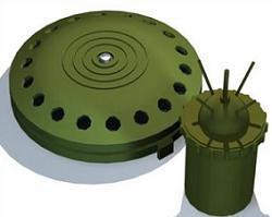 Landmine clipart vector stock Landmine clipart 1 » Clipart Portal vector stock