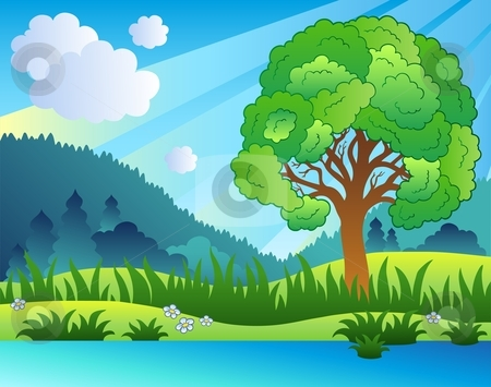 Landscape clipart clip royalty free library 57+ Landscape Clip Art | ClipartLook clip royalty free library