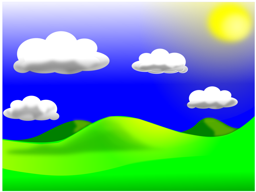Landscape clipart vector free stock Green Grass Background clipart - Landscape, Sky, Green ... vector free stock