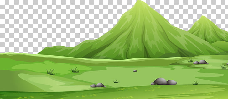 Landscape clipart files image royalty free library Landscape Computer file, Vast mountain, green mountain ... image royalty free library
