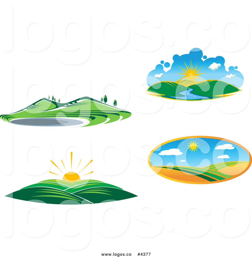 Library Of Landscape Logo Graphic Library Download Png Files
