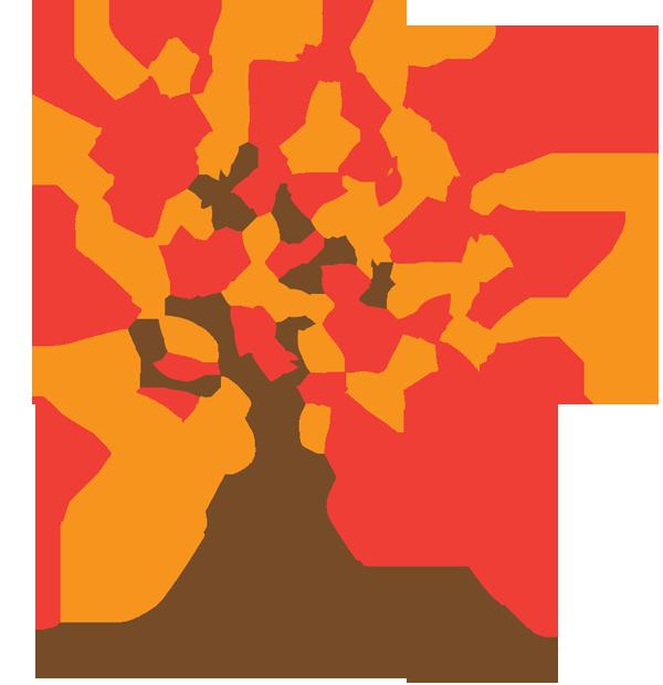 Tree logo clipart clip library library 50 Inspiring Tree Logo Designs   Art and Design clip library library