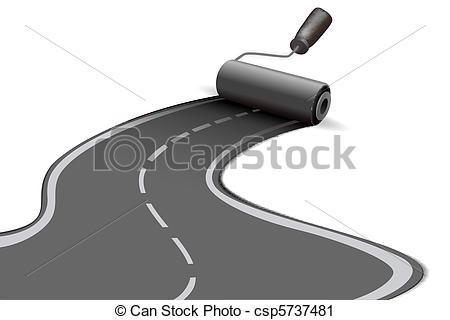Langer weg clipart jpg freeuse library Road Clipart Vector Graphics. 114,332 Road EPS clip art vector and ... jpg freeuse library