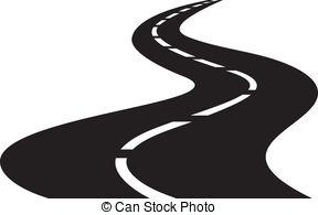 Langer weg clipart clip stock Road Clipart Vector Graphics. 114,332 Road EPS clip art vector and ... clip stock