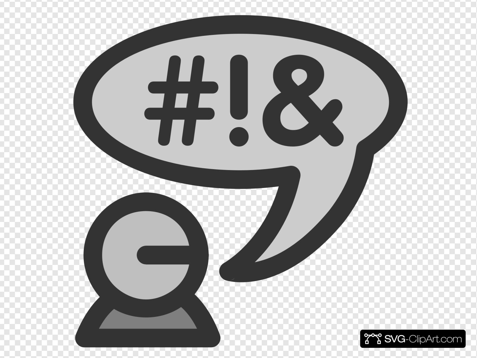 Language pictures clipart png library library Chat Language Clip art, Icon and SVG - SVG Clipart png library library