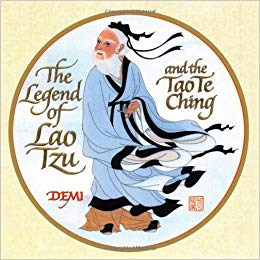 Lao tzu clipart graphic black and white download The Legend of Lao Tzu and the Tao Te Ching: Demi: 9781416912064 ... graphic black and white download