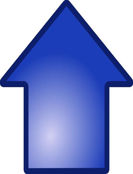 Large arrow clip art clipart download Big Blue Up Arrow Clip Art at Clker.com - vector clip art online ... clipart download