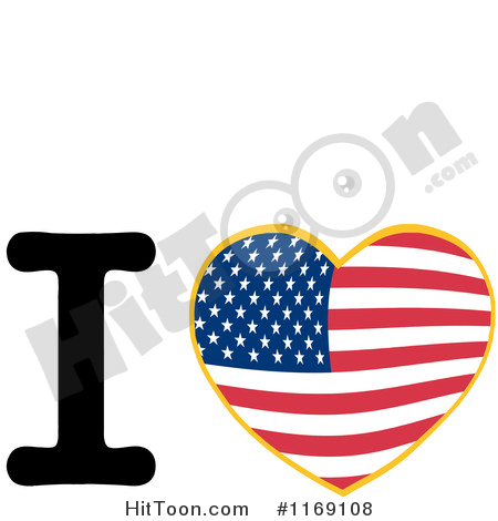 American Flags Clipart #1 - Royalty Free Stock Illustrations ... clip freeuse download