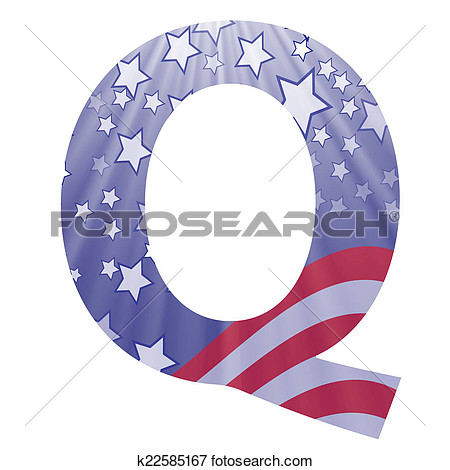 Large clipart american flag letters - ClipartFest graphic royalty free stock