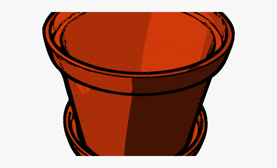 Large clipart images clip royalty free stock Cooking Pan Clipart Large - Empty Flower Pot Clip Art #177637 - Free ... clip royalty free stock