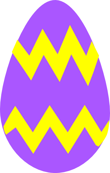 Large easter egg clipart graphic free Easter Egg Clip Art at Clker.com - vector clip art online, royalty ... graphic free