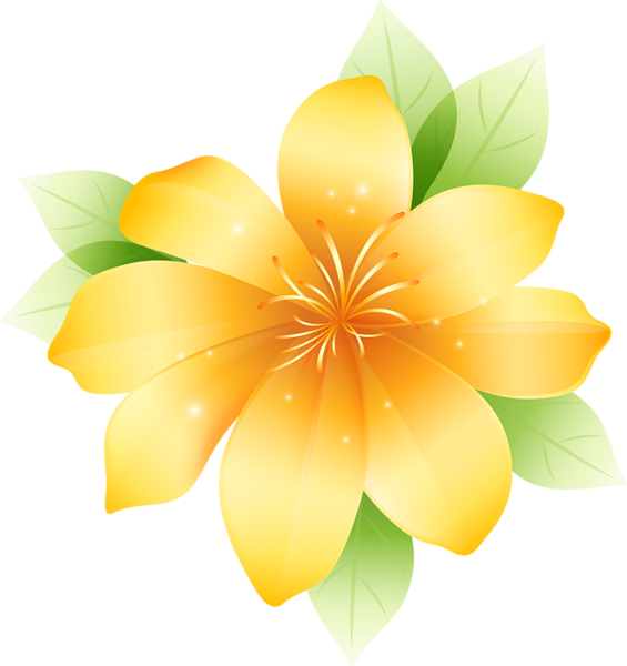 Large flower clipart graphic library stock Yellow Large Flower Clipart | Flores | Pinterest | Flower clipart ... graphic library stock