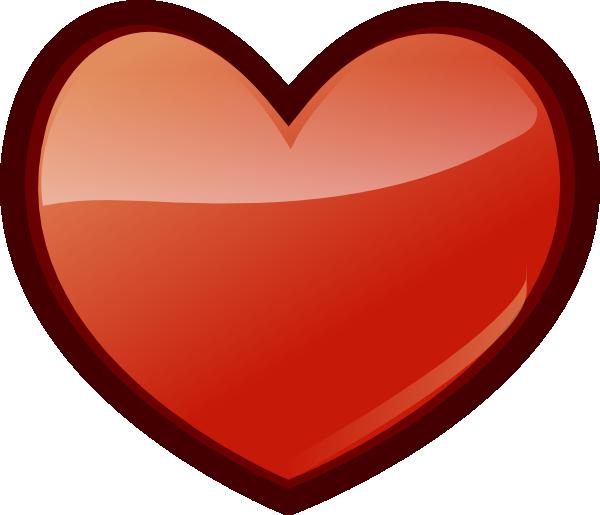 Tired heart clipart vector library stock Heart 8 Clip Art at Clker.com - vector clip art online, royalty free ... vector library stock