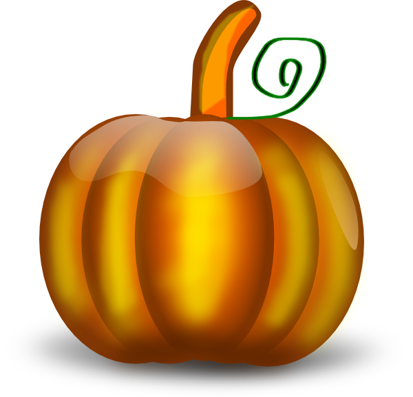 Religious pumpkin clipart free svg royalty free Pumpkin Clip Art at Clker.com - vector clip art online, royalty free ... svg royalty free