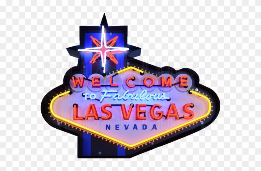 Las vegas welcome sign clipart transparent Welcome To Fabulous Las Vegas Neon Sign Only $925 - Welcome To Las ... transparent