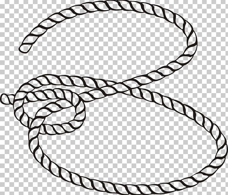 Lasso clipart black and white banner transparent stock Lasso Rope PNG, Clipart, Angle, Area, Black And White, Circle ... banner transparent stock