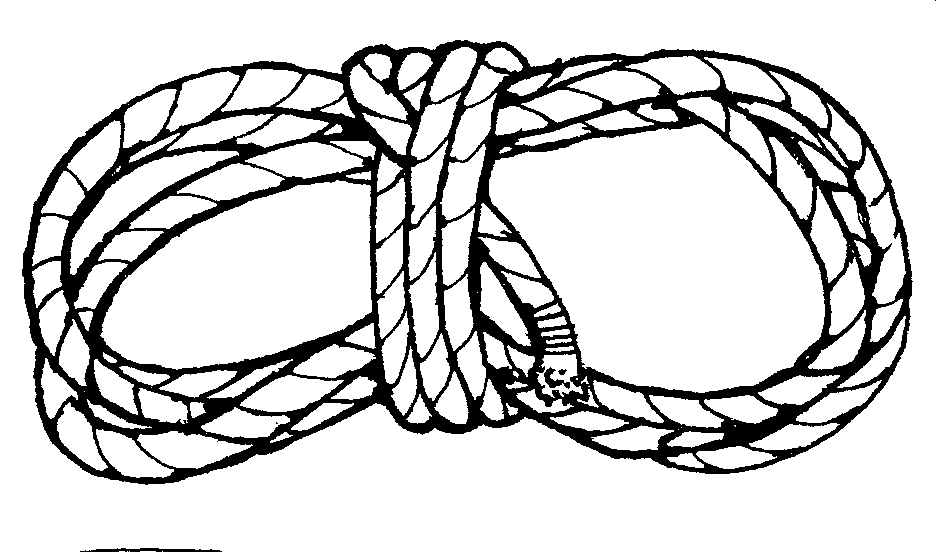 Lasso clipart black and white vector library library Free Cowboy Rope Cliparts, Download Free Clip Art, Free Clip Art on ... vector library library