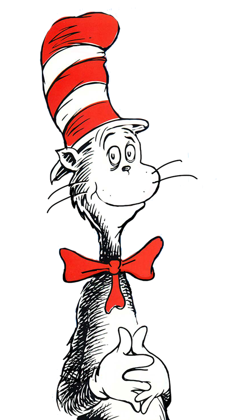 Last week of school clipart clip free library Dr. Seuss' Read Across America Week - Elcan-King Elementary School clip free library