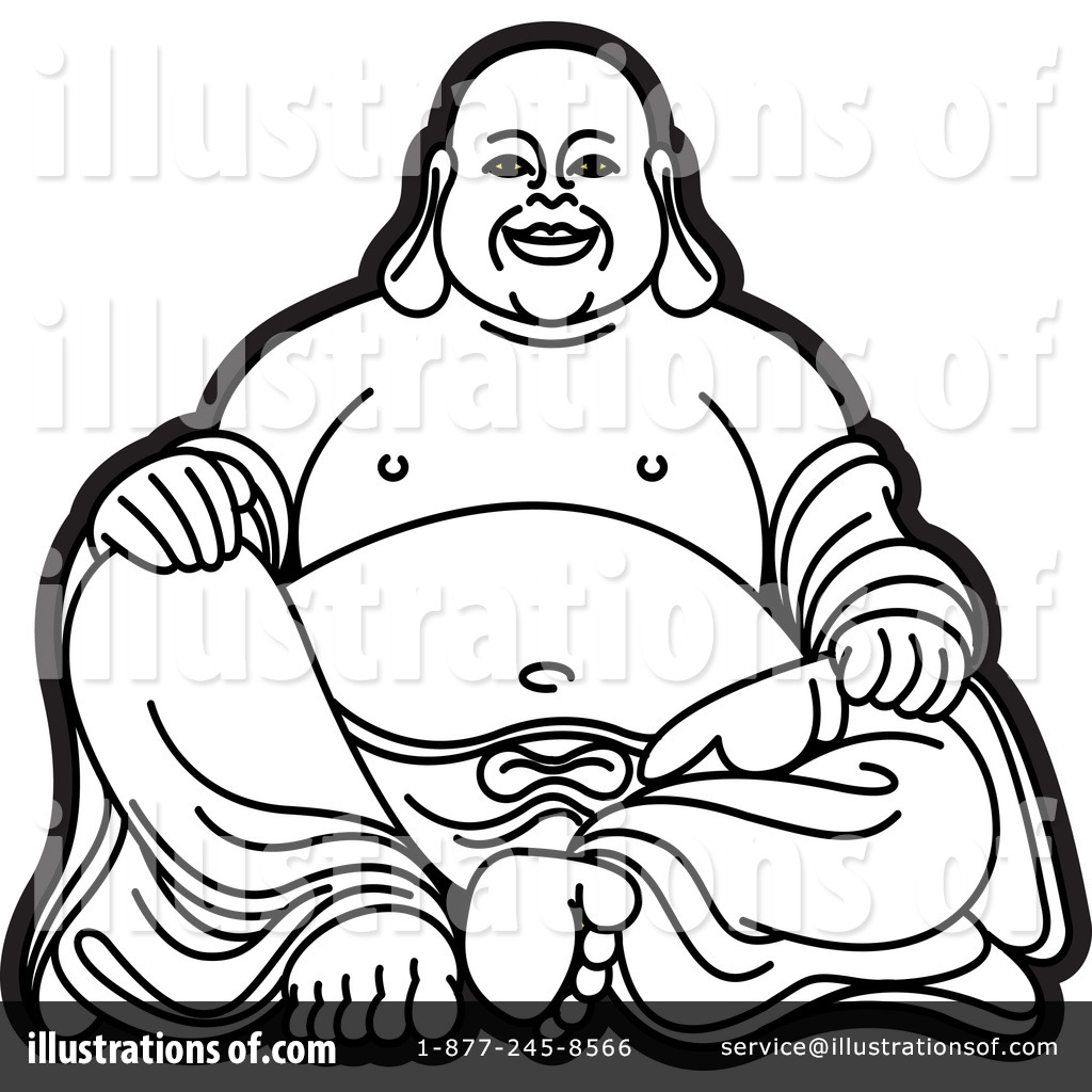 Laughing buddha clipart picture royalty free stock Laughing buddha clipart - ClipartFest picture royalty free stock