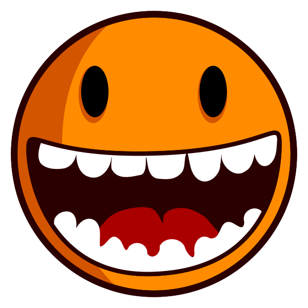 Laughing face clipart svg Best Laughing Face Clip Art #18170 - Clipartion.com svg