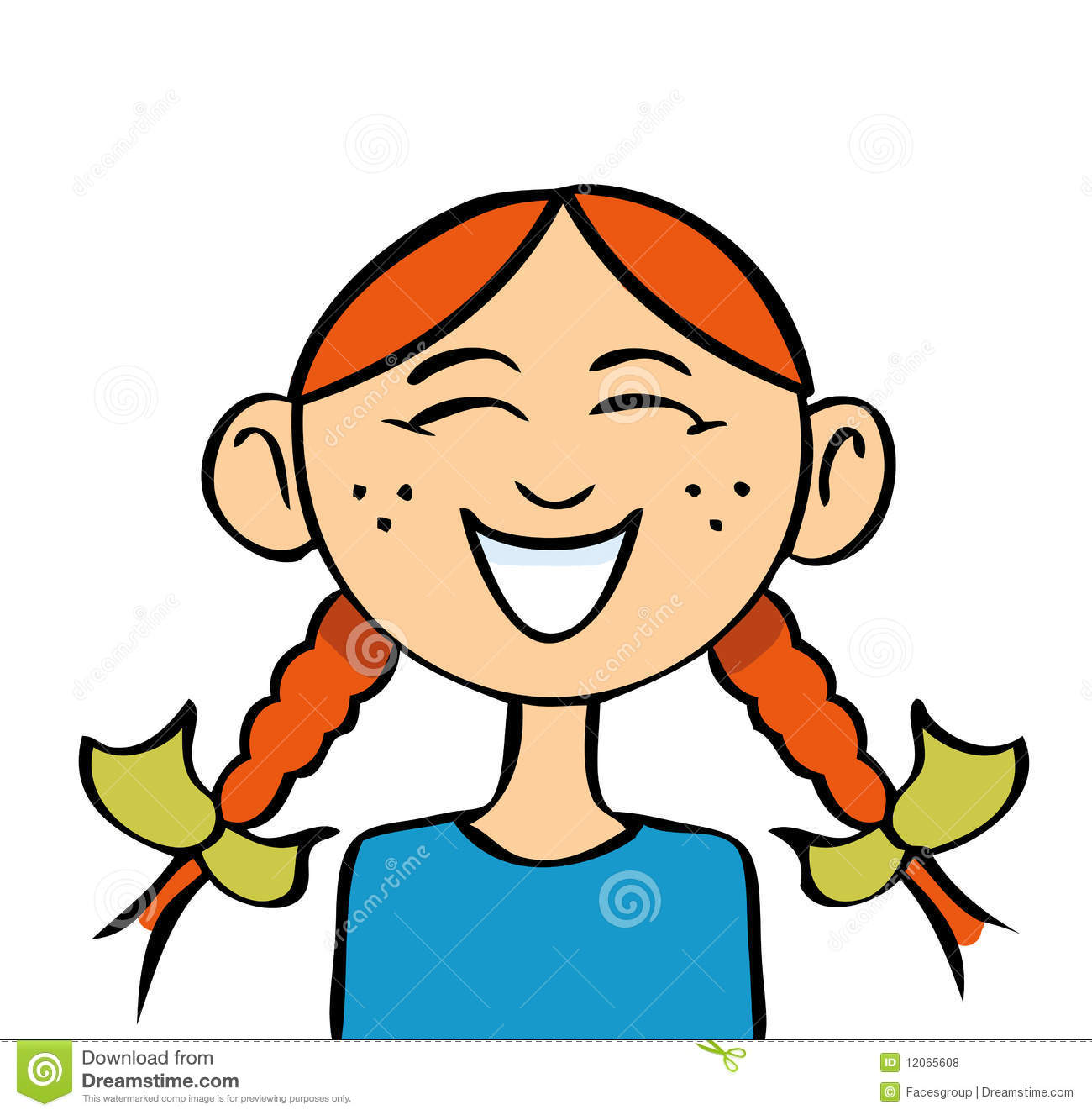 Laughing girl clipart picture stock Laughing girl clipart - ClipartFest picture stock