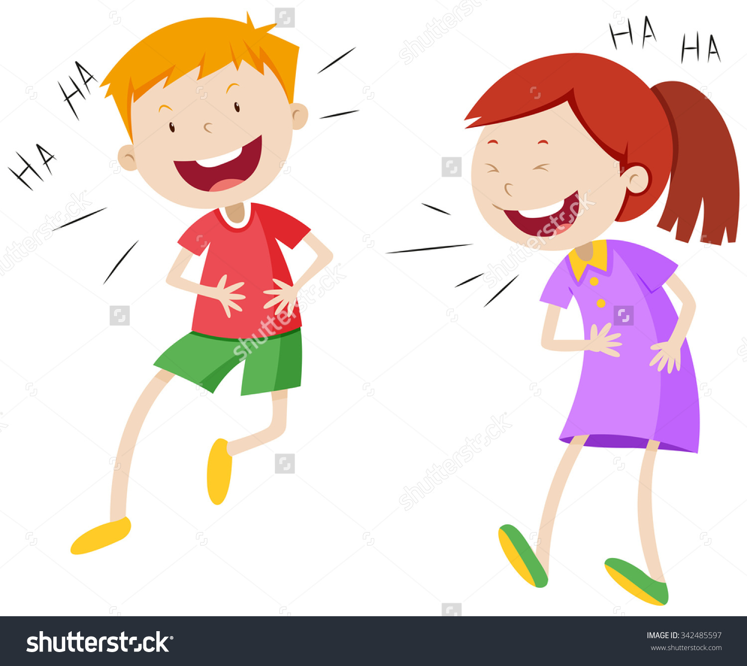 Laughing girl clipart clip freeuse stock Laughing happy girl clipart - ClipartFest clip freeuse stock