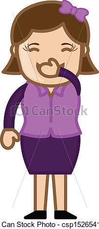 Laughing girl clipart png stock Clipart of girl laughing - ClipartFest png stock