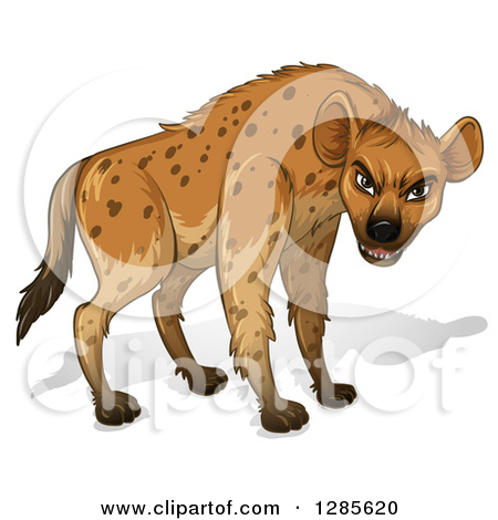 Laughing hyena clipart clip art free download Royalty-Free (RF) Laughing Hyena Clipart, Illustrations, Vector ... clip art free download