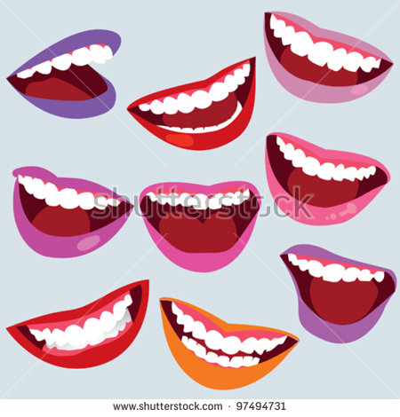 Laughing mouth free clipart clip transparent stock Laughing Mouth Stock Images, Royalty-Free Images & Vectors ... clip transparent stock