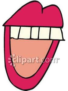 Laughing mouth free clipart png library stock Laughing Mouth Clipart - Clipart Kid png library stock