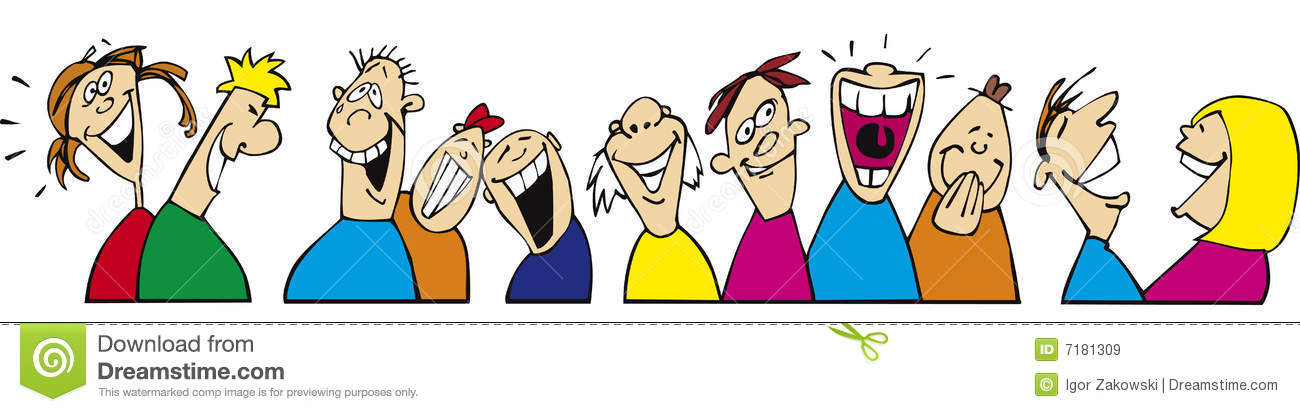 Laughing people free clipart vector transparent library Free clipart of people laughing - ClipartFest vector transparent library