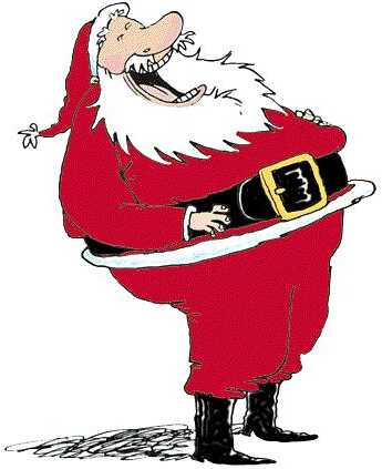 Santa laughing clipart svg royalty free download Free Santa Claus Cartoon Pictures, Download Free Clip Art, Free Clip ... svg royalty free download