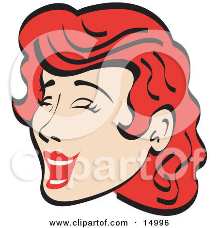 Laughing woman clipart banner freeuse library Royalty-Free (RF) Laugh Clipart, Illustrations, Vector Graphics #1 banner freeuse library