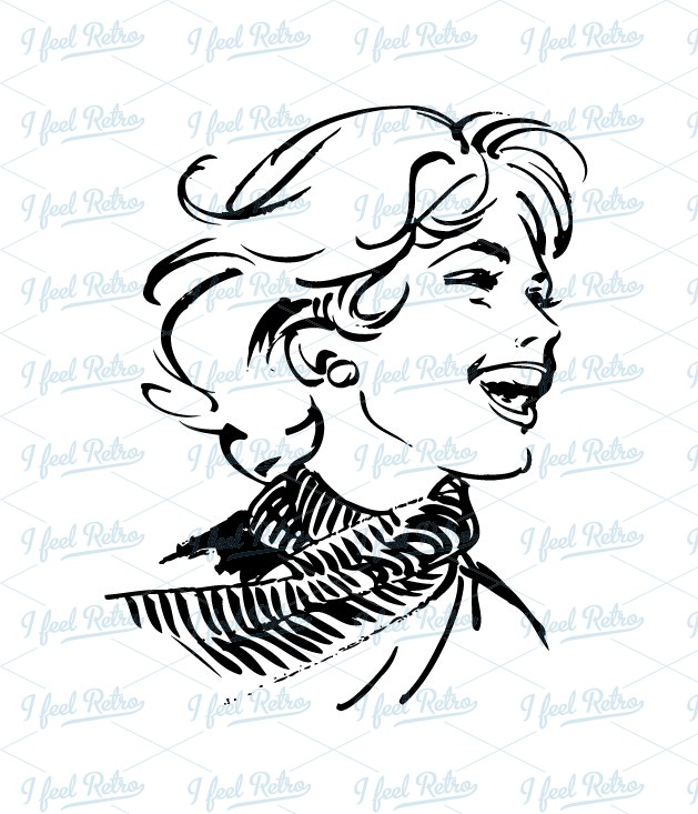 Laughing woman clipart png transparent library Lady Laughing Clipart - Clipart Kid png transparent library