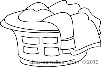 Laundry basket black and white clipart clip art transparent download Laundry Clipart Black And White Tips Home Design Image #30576 ... clip art transparent download