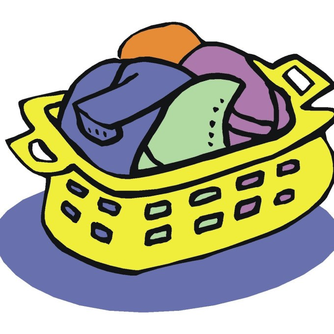 Laundry clipart graphic free library Clean laundry clipart 4 » Clipart Portal graphic free library