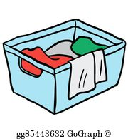 Laundry pile clipart png download Laundry Pile Clip Art - Royalty Free - GoGraph png download
