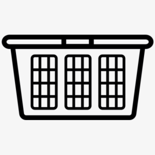 Laundry pile clipart jpg black and white download Free Clipart Laundry Basket Cliparts, Silhouettes, Cartoons Free ... jpg black and white download