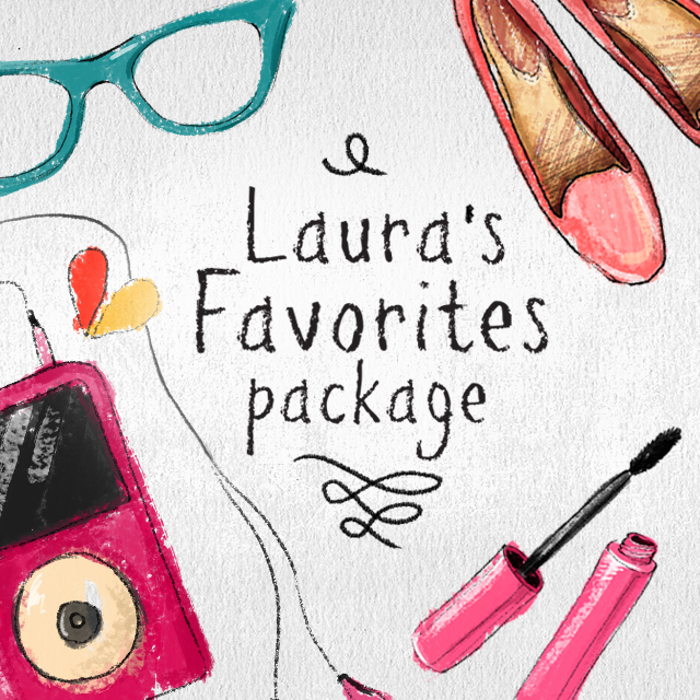 Laura clipart clip library stock Download Laura\'s Favorites Clipart Package - Create + Discover with ... clip library stock