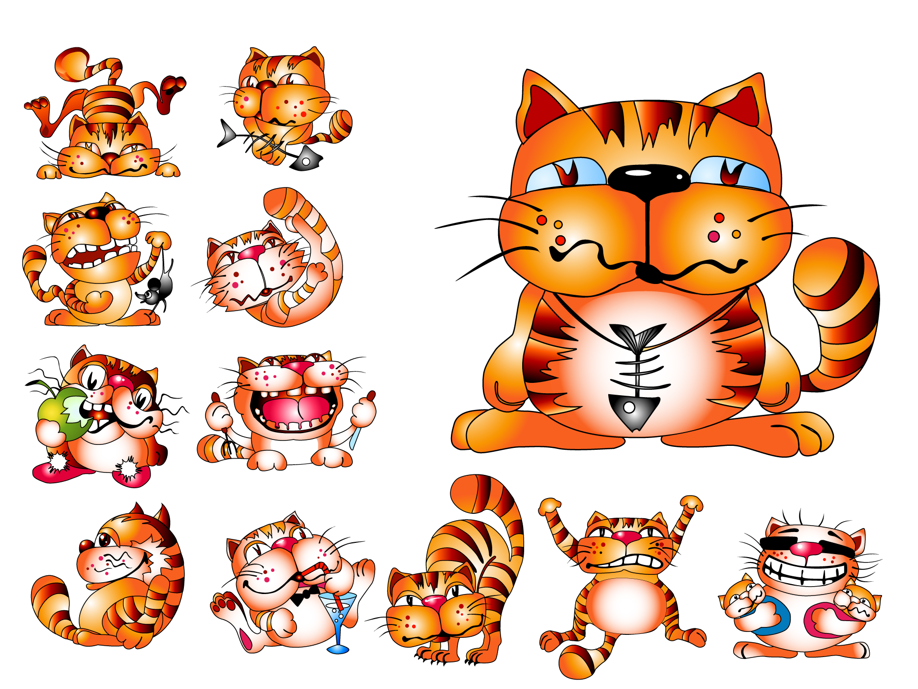 Laurel burch cat clipart images png black and white library 0_82333_ffe1b0a8_orig (1867×1400) | Cat's | Pinterest png black and white library