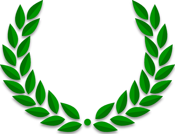 Wreath template leaves clipart clip royalty free download Laurel Leaf Template - ClipArt Best | Sawing & Piercing Practice ... clip royalty free download