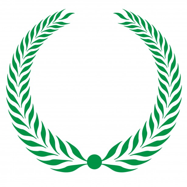 Laurel wreath clipart png library Laurel Wreath Clipart Green Free Stock Photo - Public Domain Pictures png library