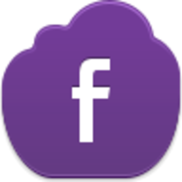 Lavender cross clipart image transparent library Facebook - Small Icon   Free Images at Clker.com - vector clip art ... image transparent library