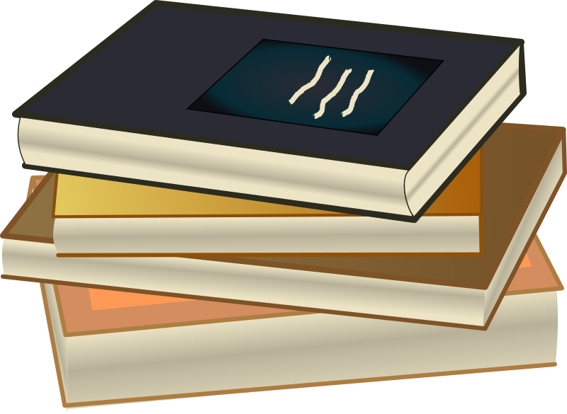 One book clipart clip free stock Secondary Sources - Advanced Appellate Advocacy: Creating, Drafting ... clip free stock