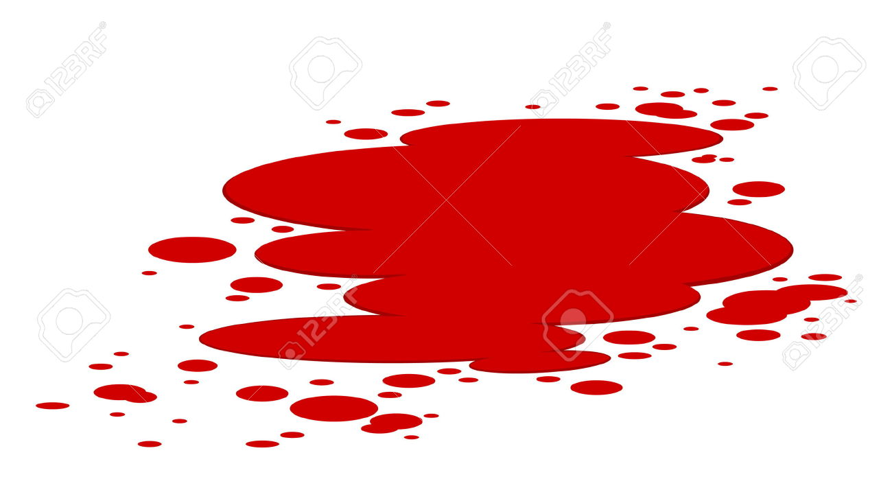 Law of blood clipart clip Pool of blood clipart - ClipartFest clip