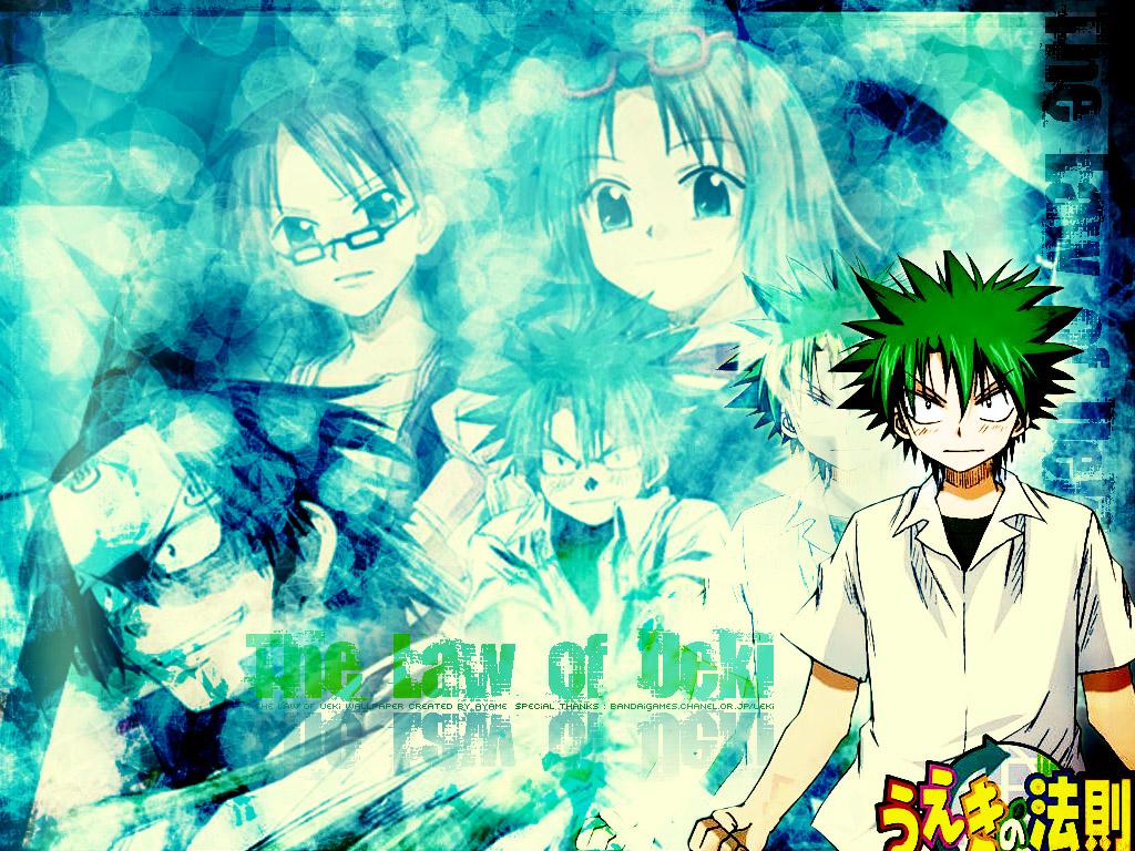 Law of ueki clipart banner library stock The Law of Ueki, Wallpaper - Zerochan Anime Image Board banner library stock