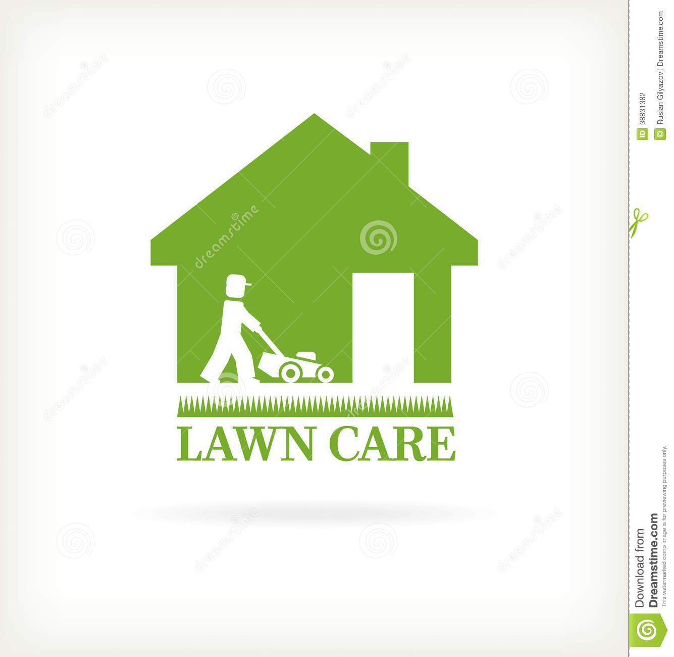 Lawn care stock clipart picture free library Lawn Care Service Clipart - Clipart Kid picture free library