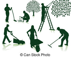 Lawn care stock clipart vector black and white download Lawn care Clipart and Stock Illustrations. 816 Lawn care vector ... vector black and white download