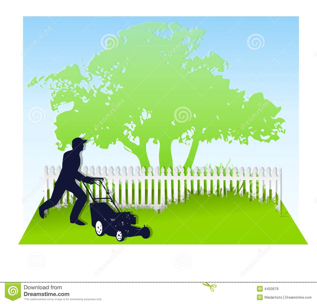 Lawn care stock clipart vector library library Clipart Lawn Care : Lawn.xcyyxh.com vector library library
