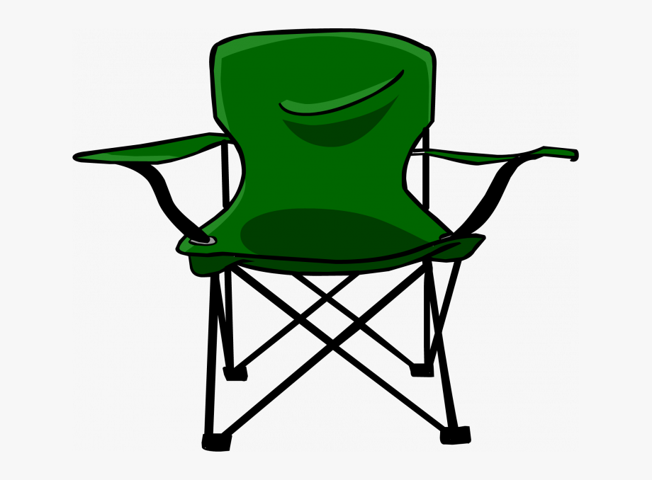 Lawn chair clipart graphic free download Lawn Chair - Blue Camping Chair #589115 - Free Cliparts on ClipartWiki graphic free download